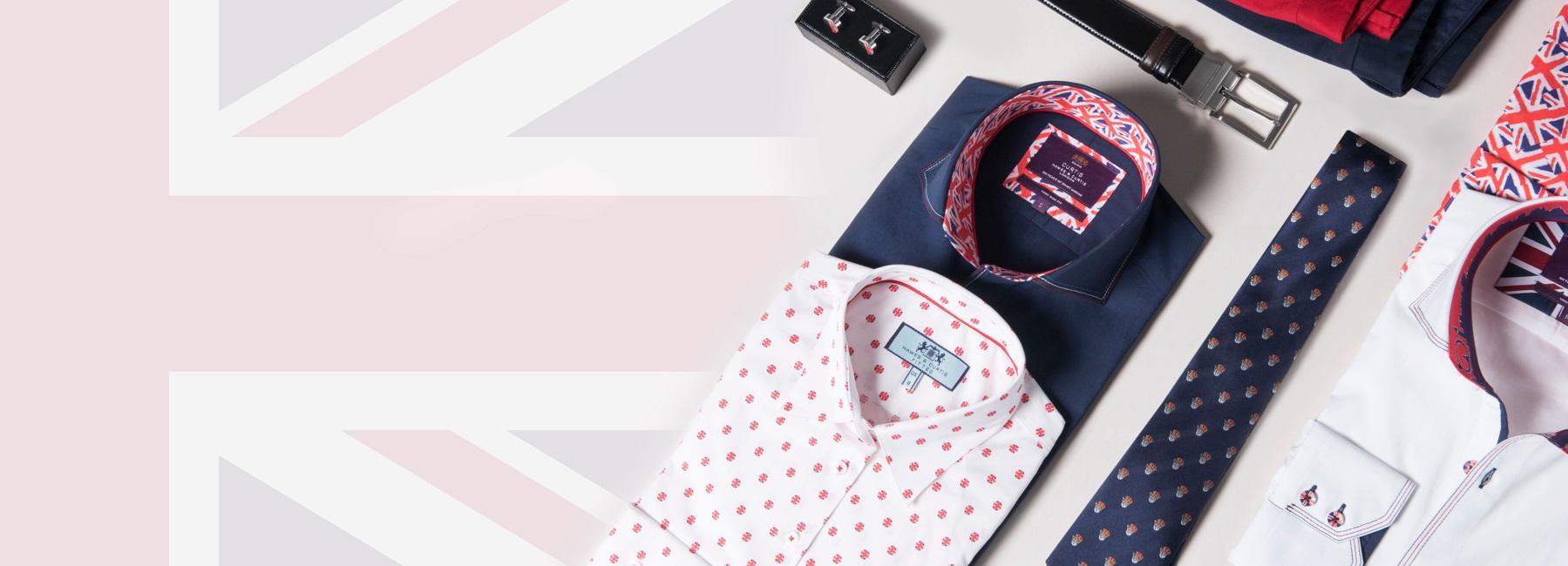 brit chic mode für herren und damen