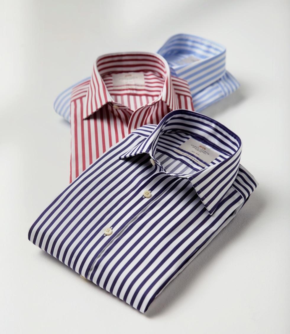 Edle Anzüge aus feinster Wolle gefertigt und typisch britisch geschnitten online kaufen.