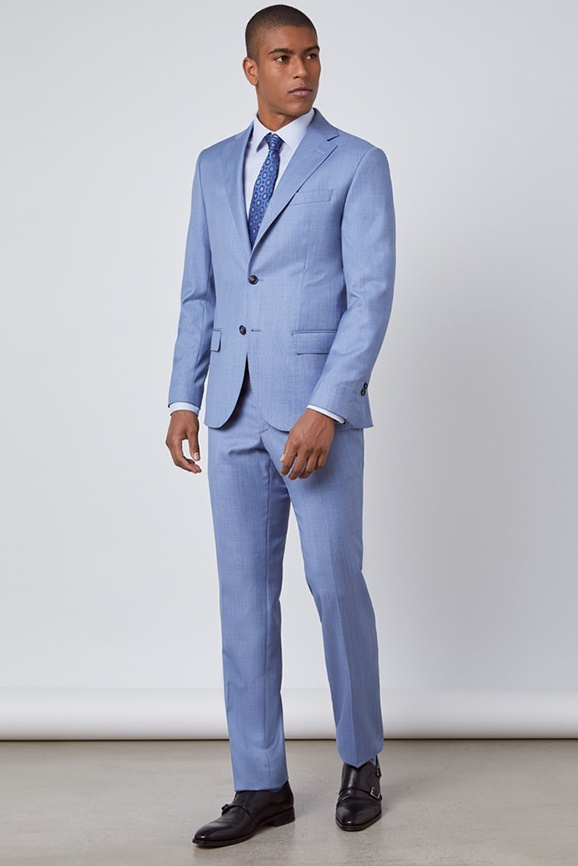 Anzüge in Extra Slim Fit, Slim Fit & Tailored Fit in Premiumqualität günstig shoppen.