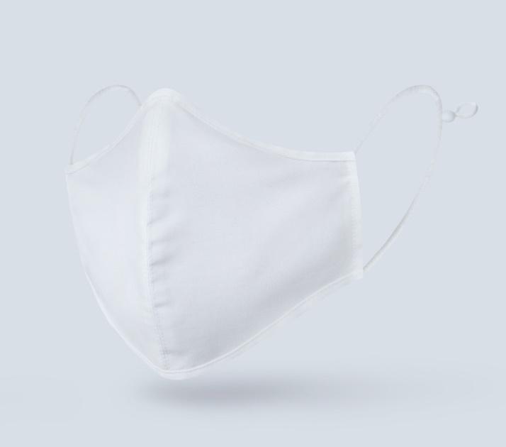 Mundschutz aus den Stoffen unserer Hemden.