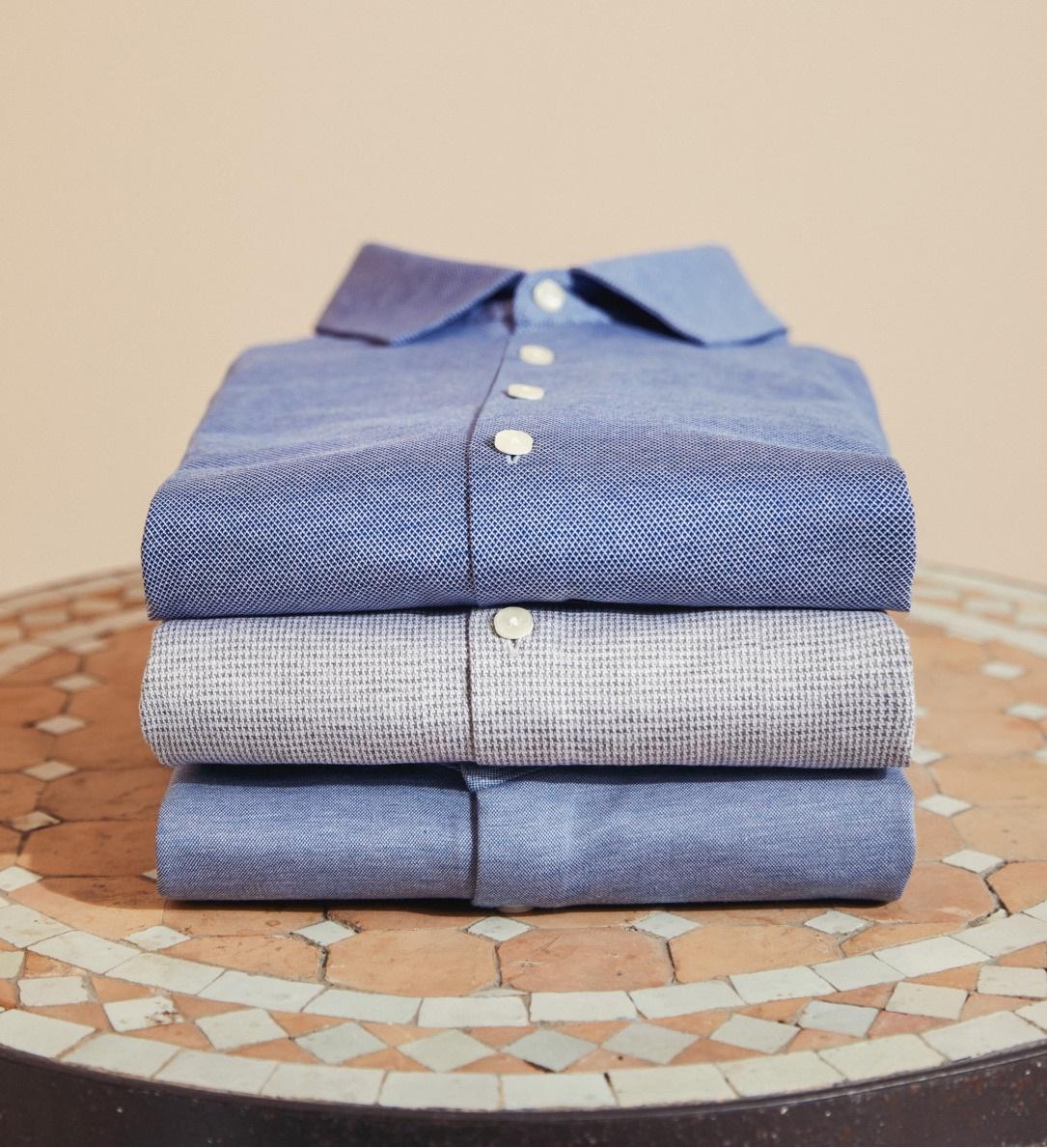Stretch Hemden online shoppen bei Hawes & Curtis.