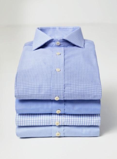 Hemden für Anzug und Freizeit von Hawes & Curtis im günstigen Dreierpack.