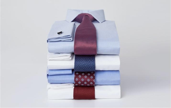 Edle Businesshemden aus Baumwolle von Extra Slim Fit bis Classic Fit im Sale günstig kaufen bei Hawes & Curtis.