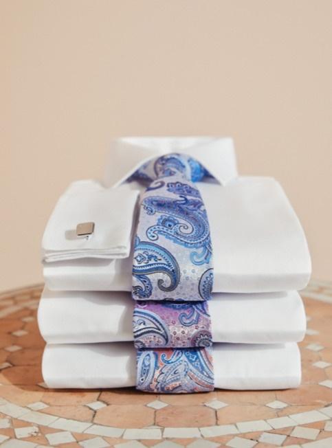 Businesshemden aus leichtem Baumwollstoff online bestellen.