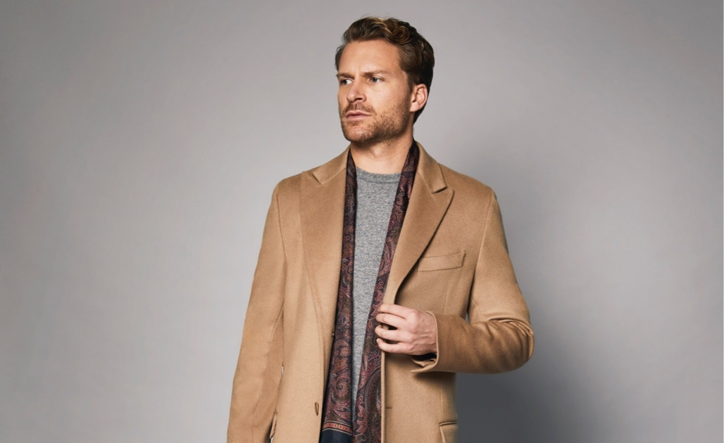 Men's Outerwear | Hawes & Curtis | UK