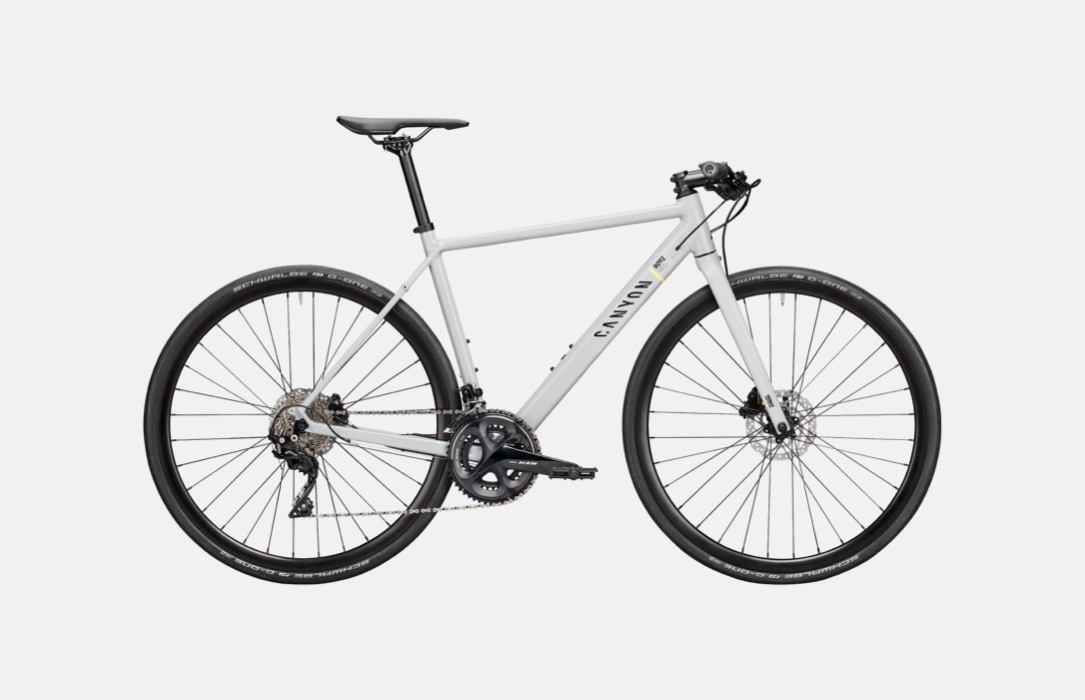 Canyon Bicycle | Exclusive Competition | Hawes & Curtis