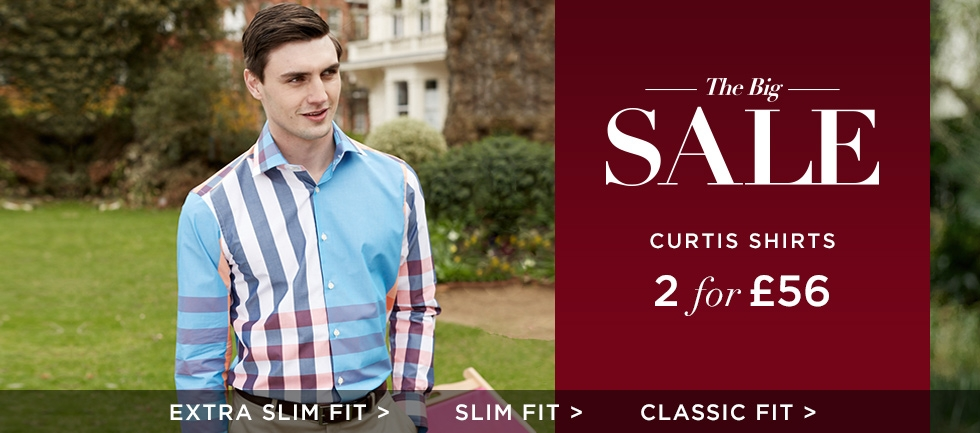 Men's Curtis Shirts