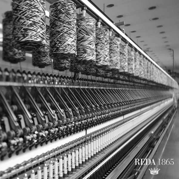 Reda Italian fabric mills - Hawes & Curtis supplier