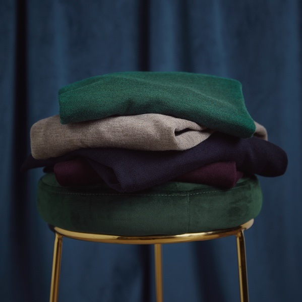 Merino Knitwear for men | Hawes & Curtis