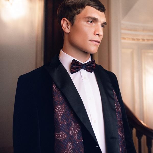 Der richtige Dresscode für das festliche Black-Tie Event für Herren.