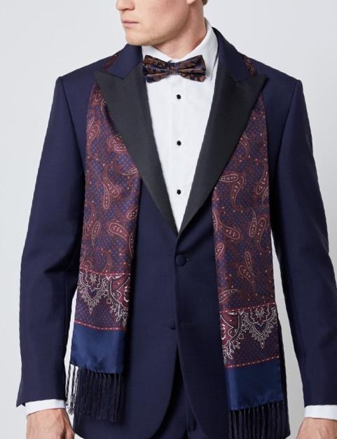 Die richtigen Accessoires zum Smoking für den Black Tie Dresscode.
