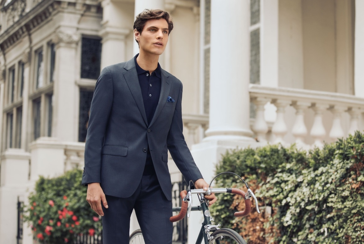 Travel Suits for Men | Hawes & Curtis | UK