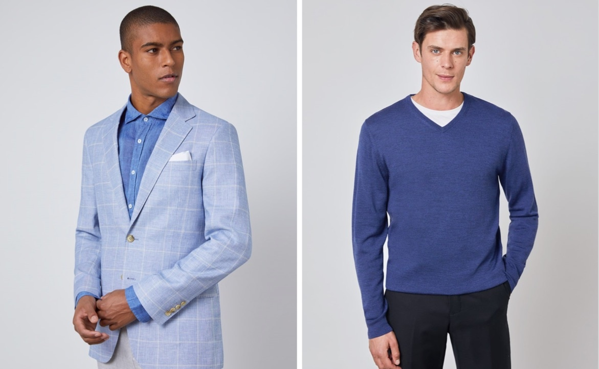 Smart Casual Suits | Hawes & Curtis | UK