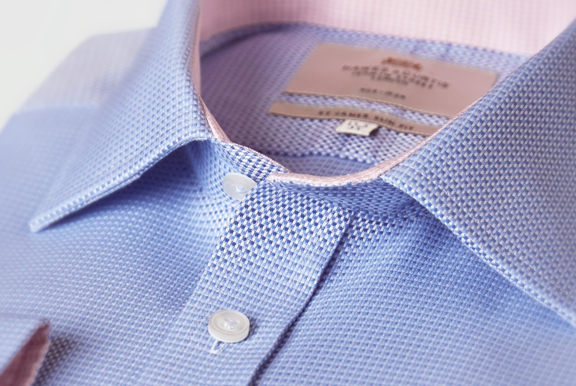 Hawes and Curtis Shirt - Luxury Cotton Fabric