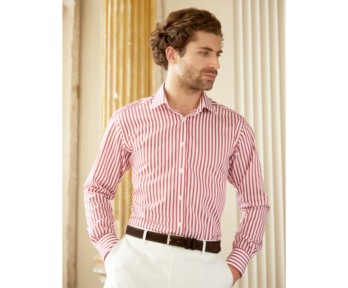 Business Casual Colletion Shirt for Men - Hawes and Curtis