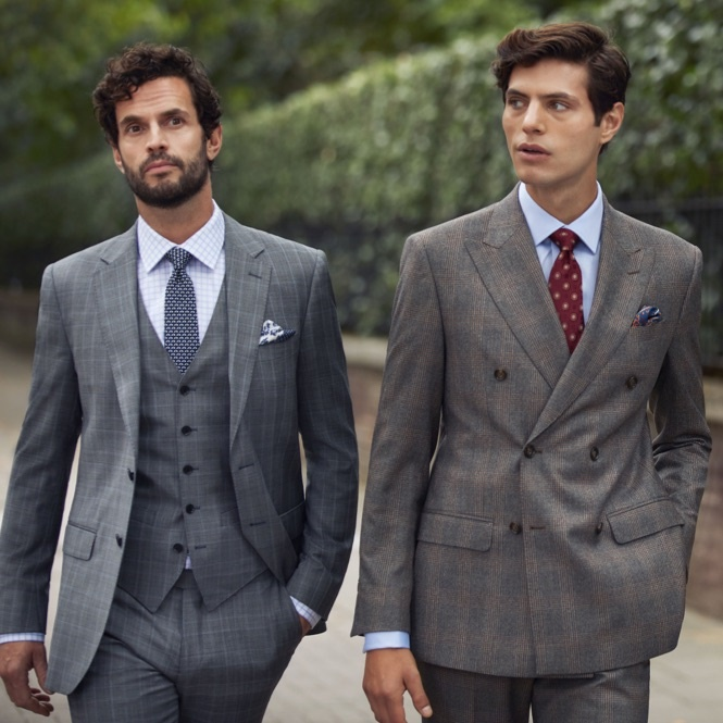 Mens Suits | Hawes & Curtis | UK