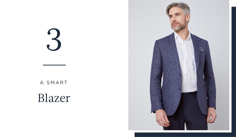 Smart Blazer for men - Hawes & Curtis