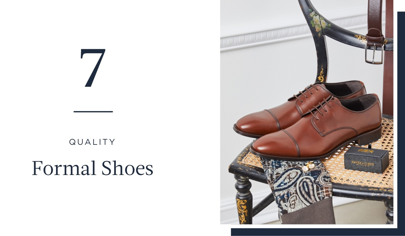 Formal shoes for men - Hawes & Curtis