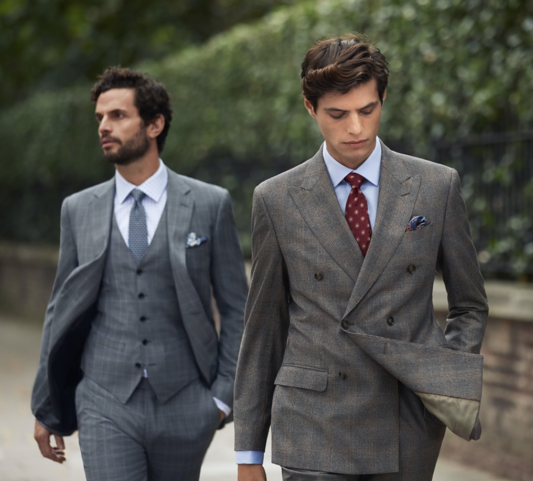 Men Suits | Hawes & Curtis | USA