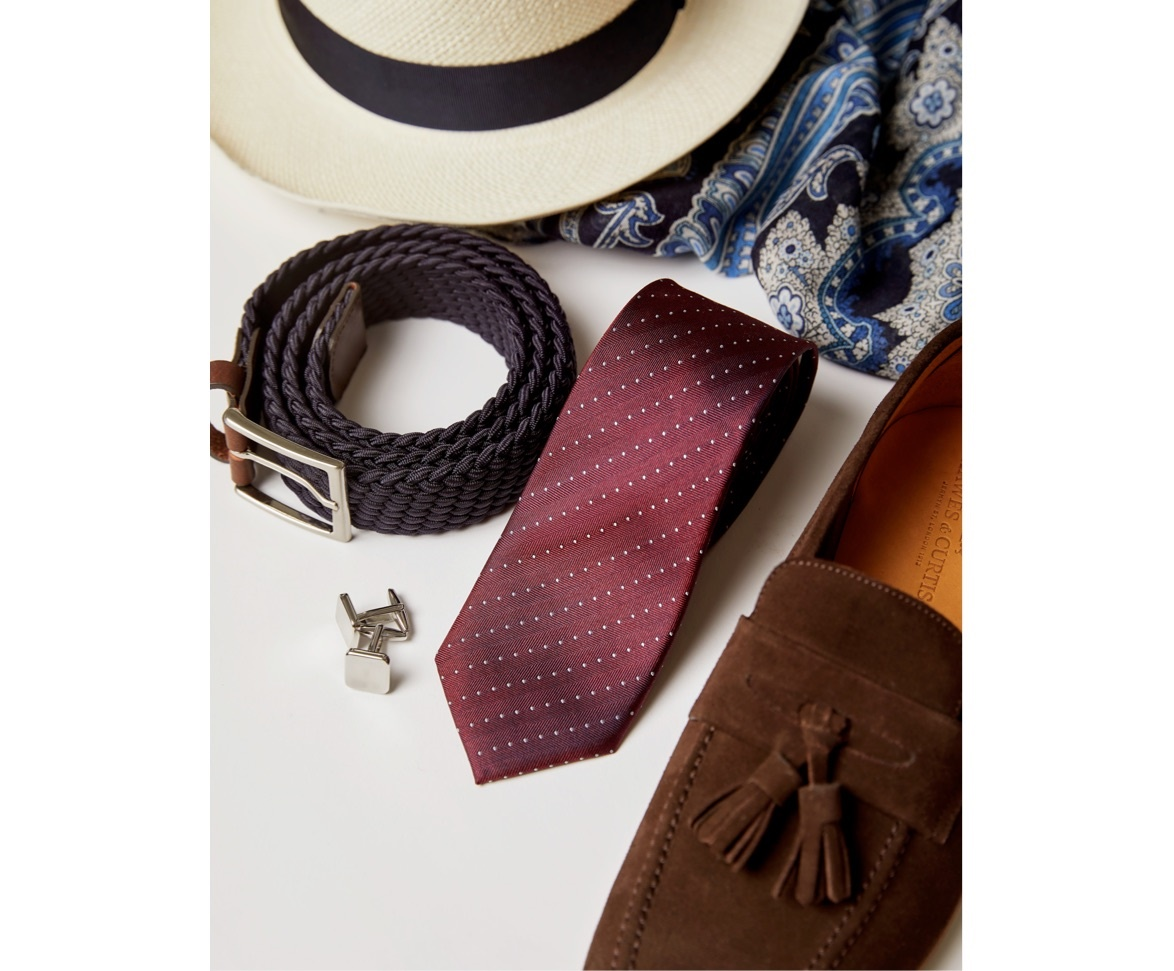 Accessories for Men - Summer 2020 Collection - Hawes & Curtis