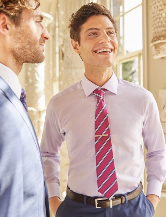 Formal Shirts for Men - Hawes & Curtis Summer Collection