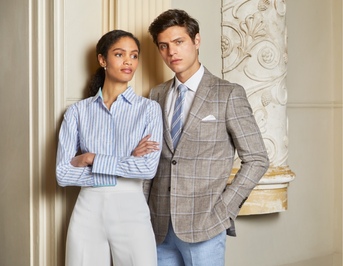 Timeless Classics 2020 Summer Collection from Hawes & Curtis