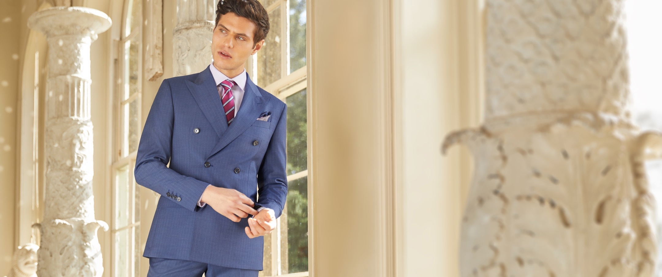 Suits for Men - 2020 Summer Collection - Hawes & Curtis