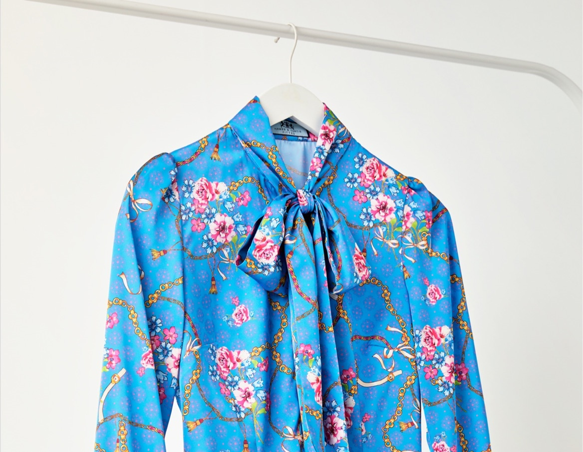 Floral Shirts for Women - Summer 2020 Collection - Hawes & Curtis