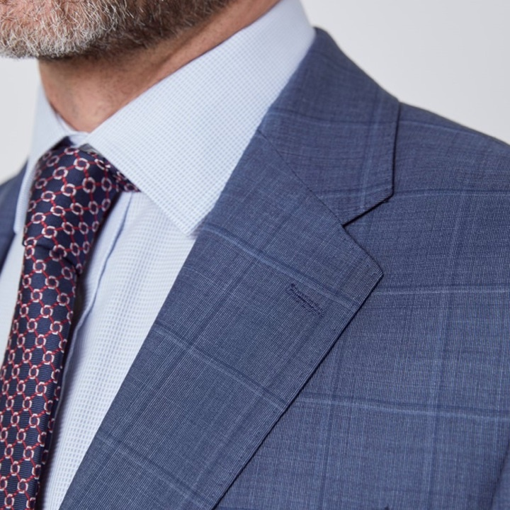 Good quality suits crafted in finest Italian fabrics - Hawes & Curtis