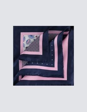 silk handkerchief - Hawes & Curtis
