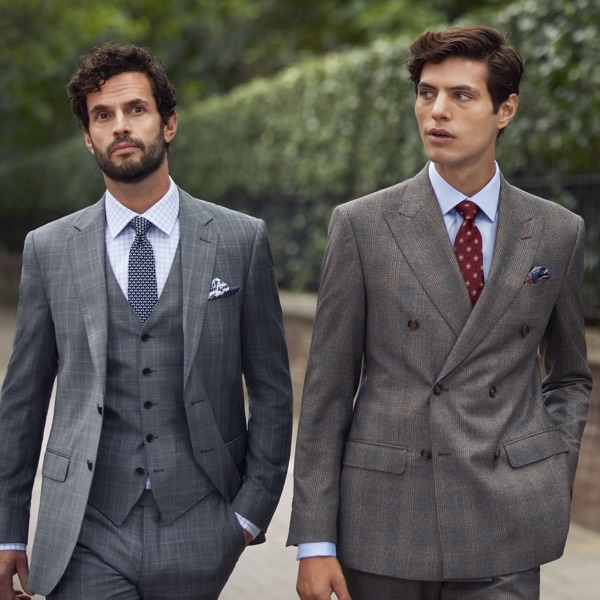 Mens Suits | Hawes & Curtis | USA