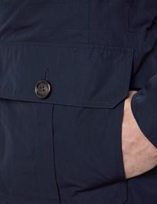 Men's Navy Field Jacket