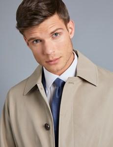 Men's Stone Classic Raincoat