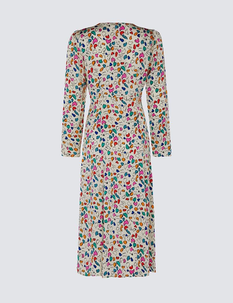 Women's Molly Midi Starla Spot Dress