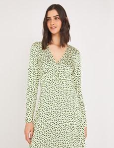 Women's Lilly Midi Confetti Geo Dress