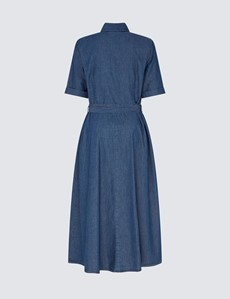 Women's Francesca Denim Dress