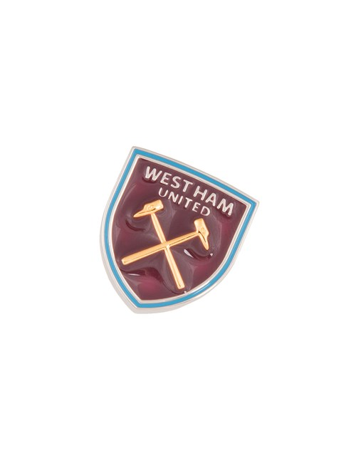 Men's Claret West Ham Lapel Pin