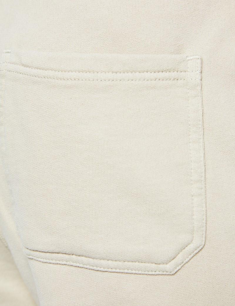 Sage Green Garment Dye Organic Cotton Sweatpants
