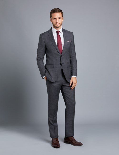 The Best Suits For Men Grey