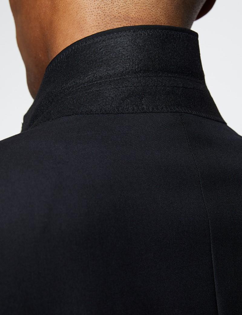 Men's Black Slim Fit Dinner Jacket