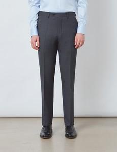 Men's Charcoal Slim Fit Suit