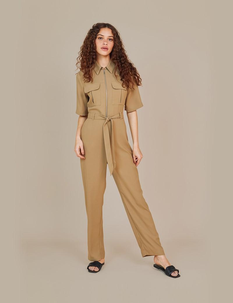 Women's Jessie Sand Jumpsuit