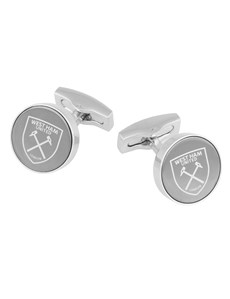 Men's West Ham United Crest Cufflinks