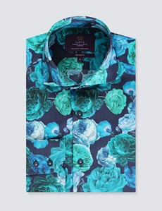 Casualhemd – Slim Fit – York – Flowers