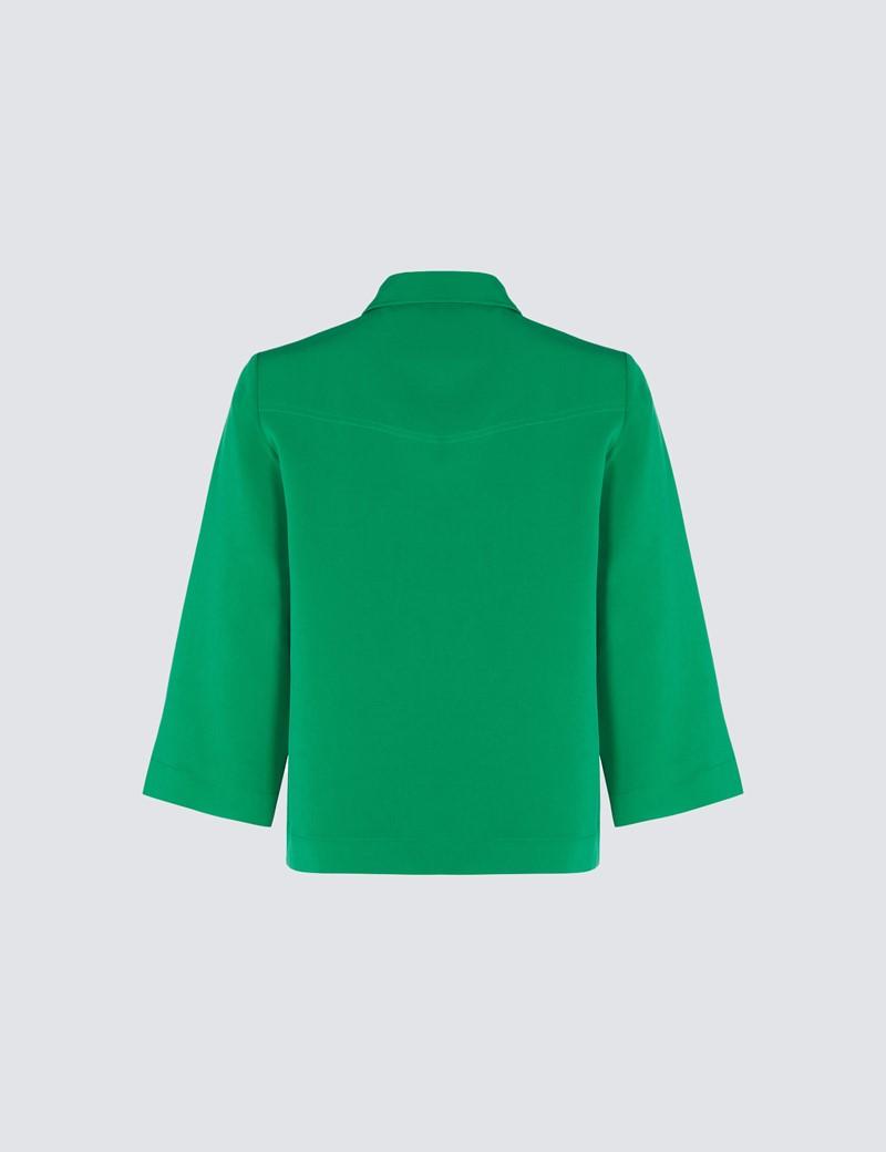 Women's Green Stevie Shirt