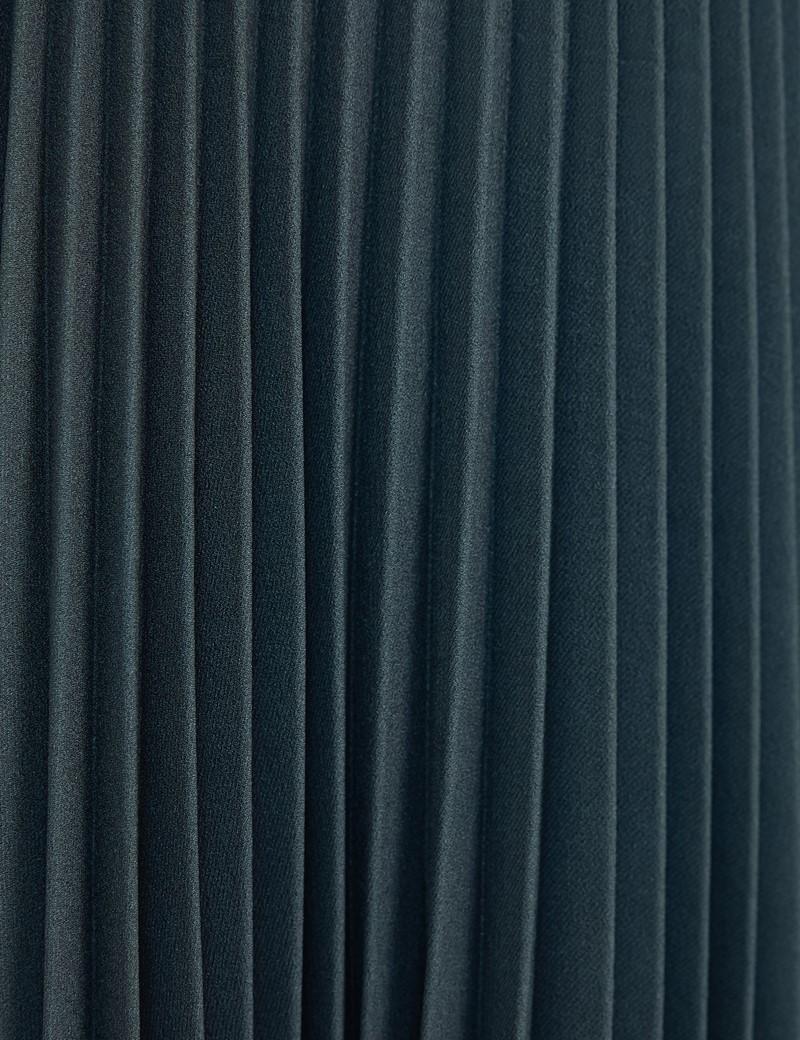 Women's Lottie Grey Midi Skirt