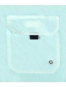 Men's Aqua Garment Dye Swim Shorts