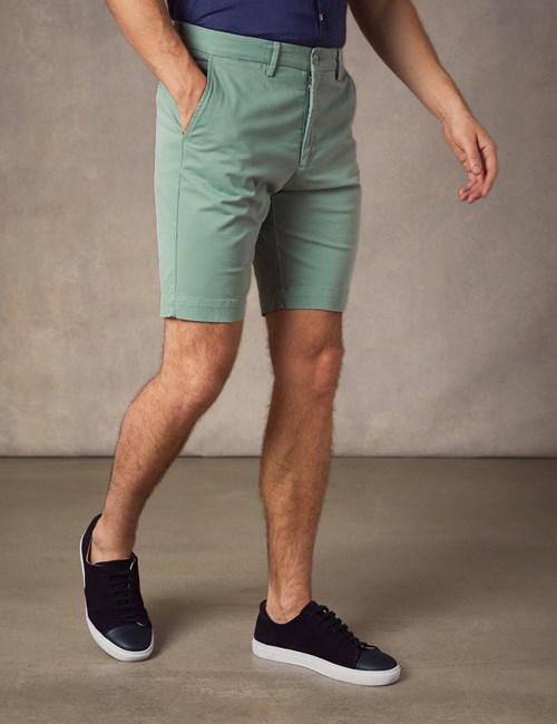 Men's Mint Chino Shorts
