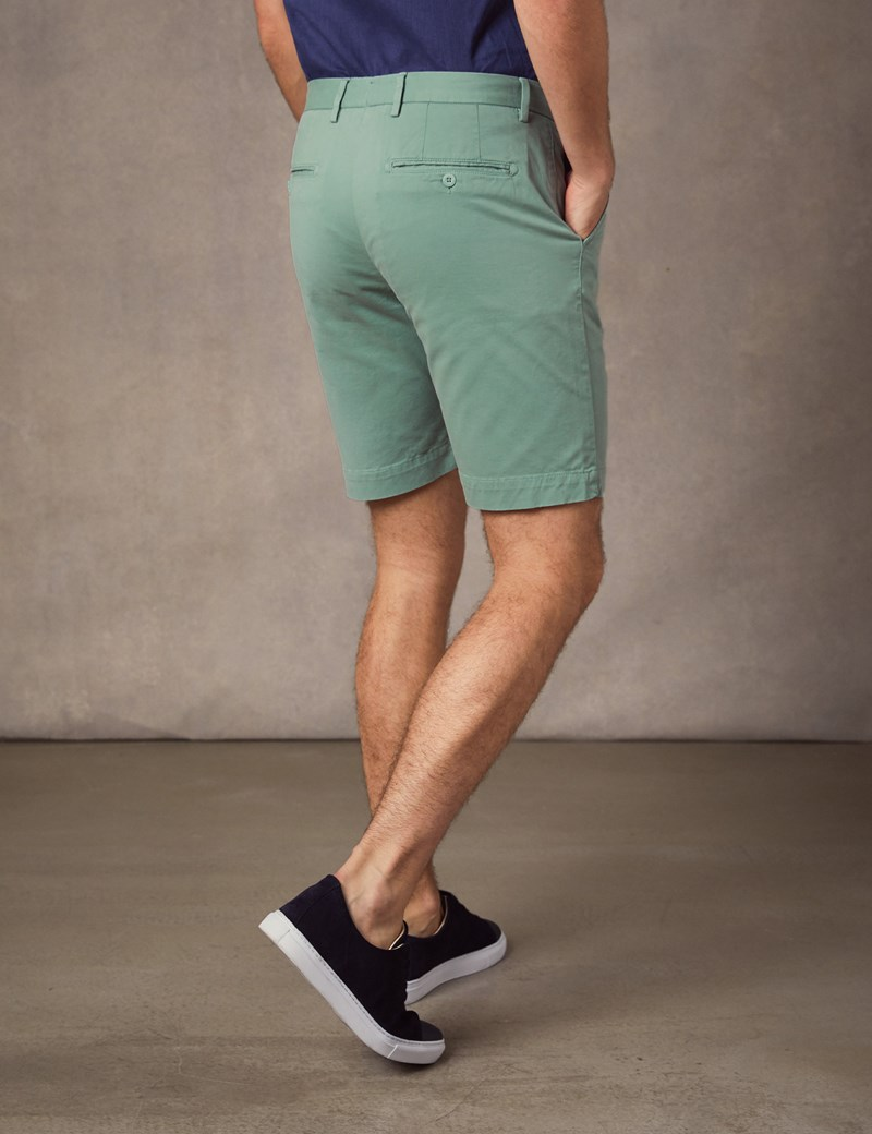 Men's Mint Chino Shorts