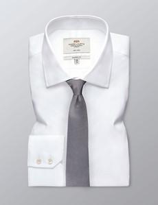 Men's Camel Two Tone Squares Tie - 100% Silk